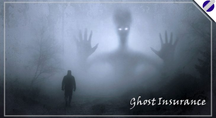 Protect yourself against Paranormal Risks with Ghost Insurance!